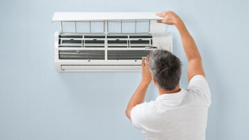 Most common problems with split air conditioners